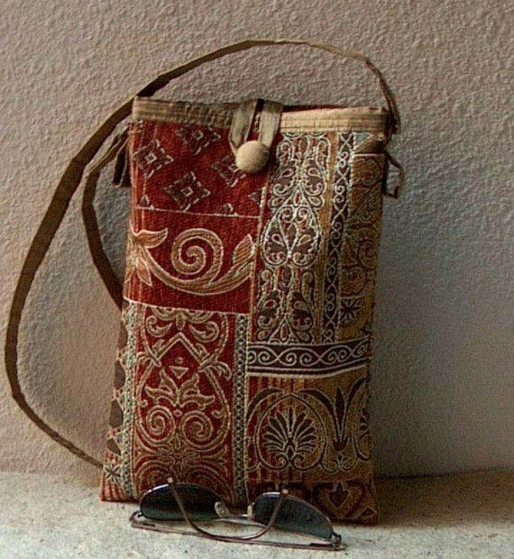La bolsa de Barcelona tapicería por aandvdesigns en Etsy