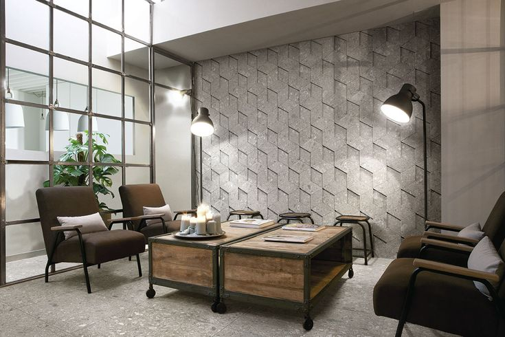 Mystone Ceppo di Gré ceramic tiles  #Marazzi #walltiles #mosaic #stonelook #stoneeffect