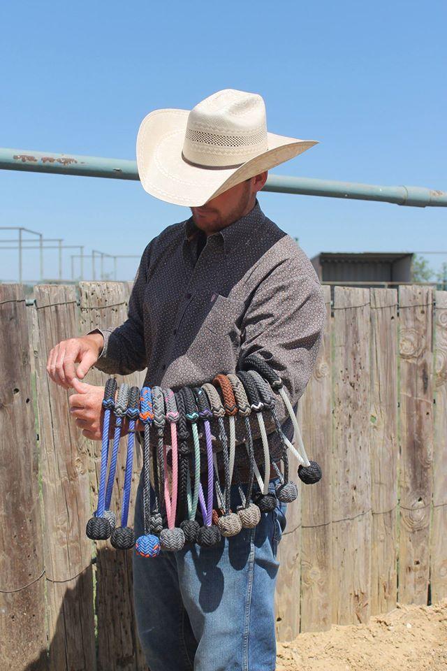 ubraidit.com ~ Brent Callahan's Loping Hackamores. (www.facebook.com/StockhorseGear)
