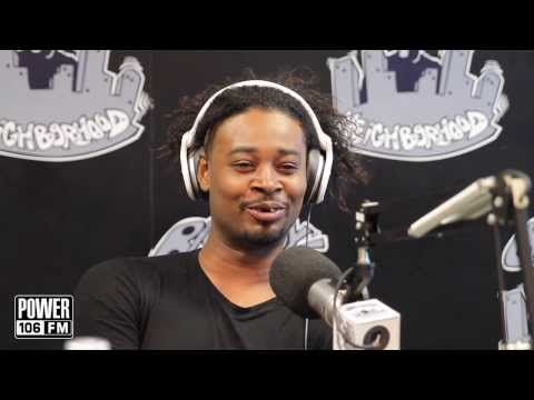 Danny Brown Speaks On Shrooming In Cleveland