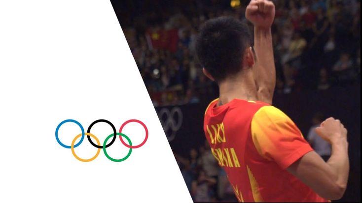 Lin Dan (CHN) v Lee Chong Wei (MAS) Olympic 2012 final