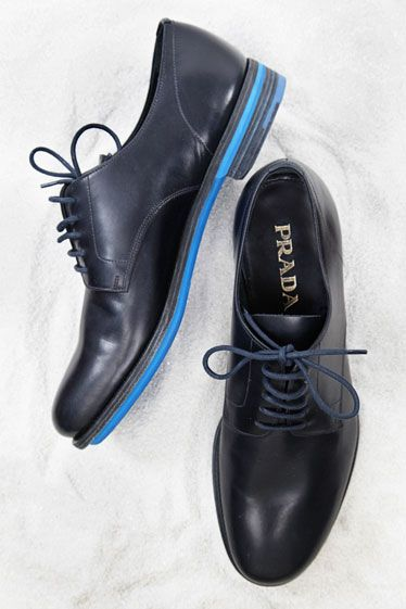 """I'm really enjoying the great things they're doing with soles (and/or laces) this year - especially these!  I've never been a """"shoe guy"""" before, but this could change that..."""