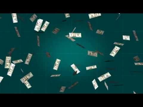 No Copyright Video:Soldi Business Profitto Banconote Da Un Dollaro