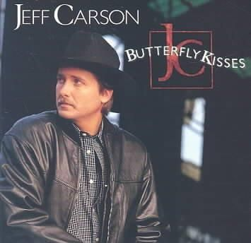 Jeff Carson - Butterfly Kisses, Silver