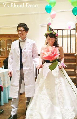 一昨年10月にアニヴェルセル大宮さんで挙式ご披露宴の新婦さんより、当日のお写真を送っていただきましたので、ご紹介します。幸せな微笑のおふたり☆タイトルにあ...