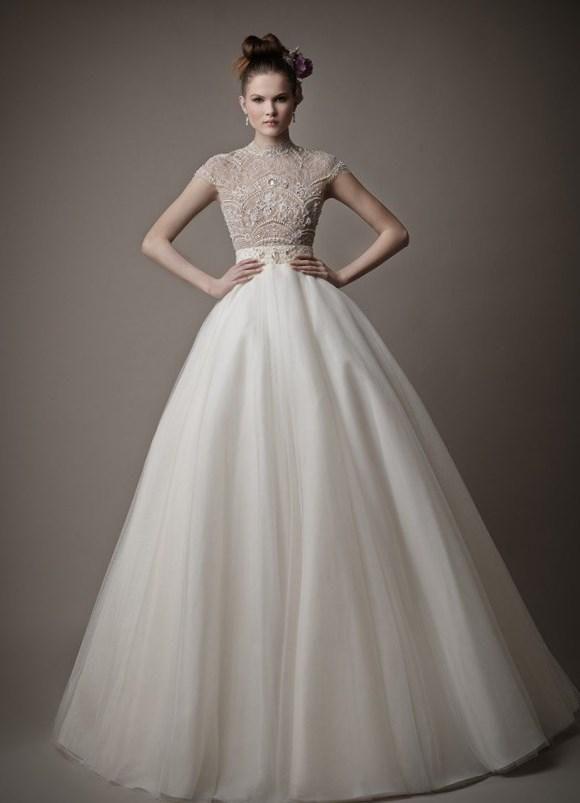 Стильные свадебные платья фото - http://1svadebnoeplate.ru/stilnye-svadebnye-platja-foto-3324/ #свадьба #платье #свадебноеплатье #торжество #невеста