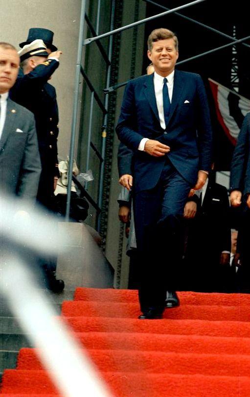 JFK, June 1963