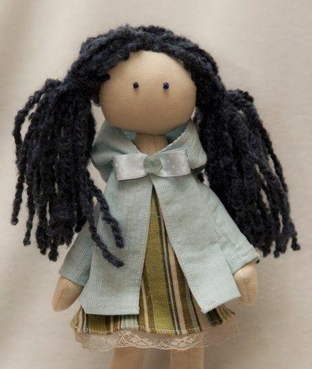Mimin Dolls: bonecas patas largas