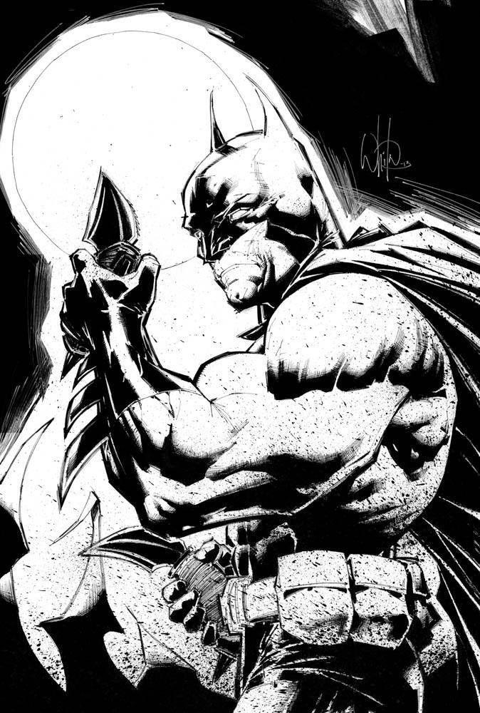 Batman - Whilce Portacio