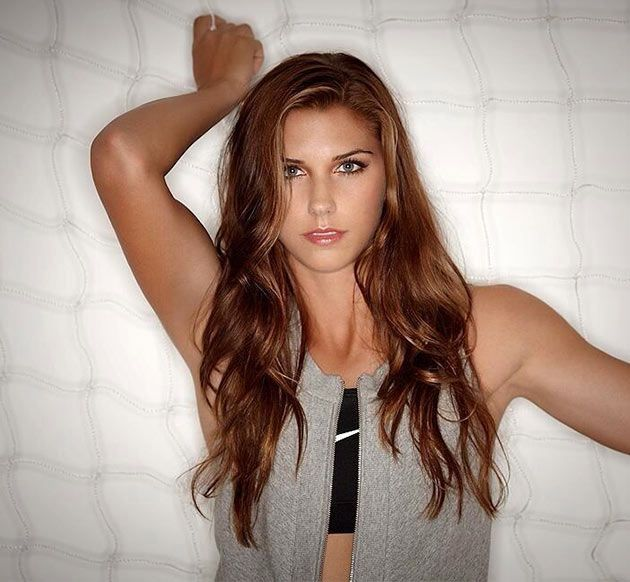 Some people get looks but no talent, brains but no beauty, a great body with a butter face. Well, Minx: Alex Morgan is not like most people. Not only is she an Olympic and professional soccer player, she's a published author, a paid spokesperson for multiple brands, and she also happens to be really, really, ridiculously good looking.