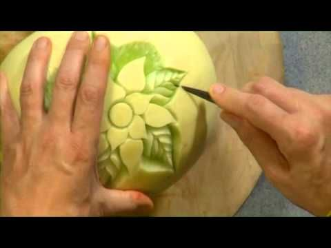 Dare To Cook, Food Carving Artistry, Advanced Techniques with Chef Ray D...