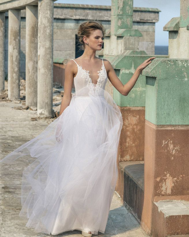 Elbeth Gillis 2016 Wedding Dresses { Opulence Bridal Collection }