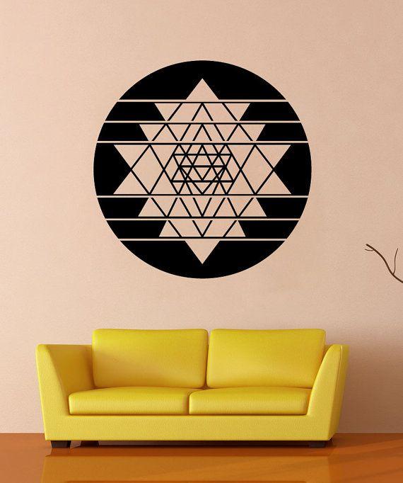 Wall Decor Stickers In Sri Lanka : Best sri yantra tattoo ideas on geometry