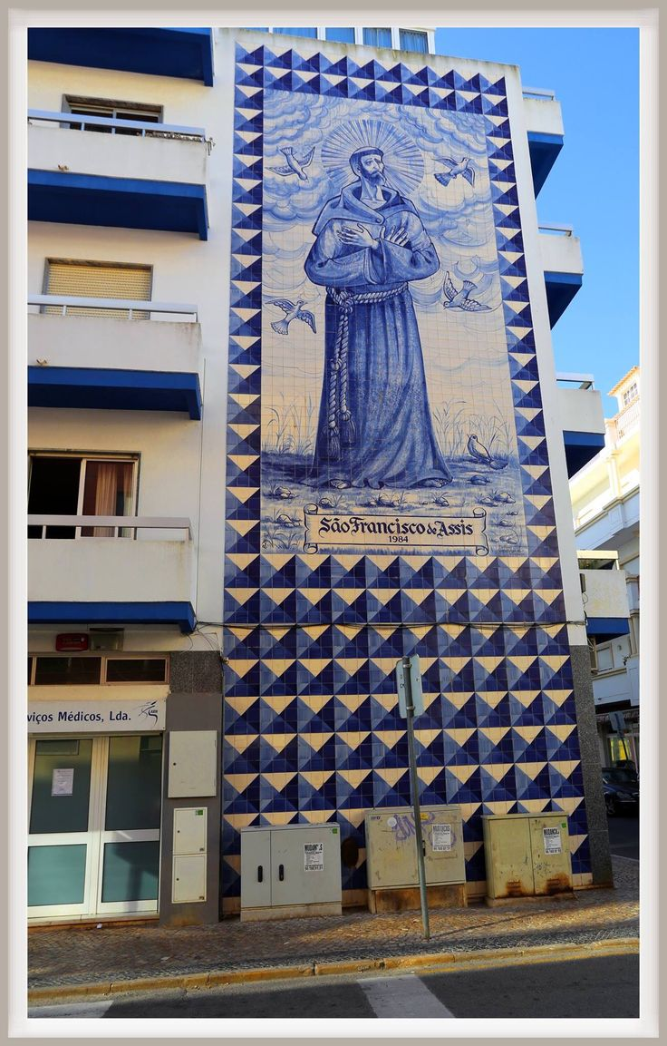 17 best images about portugal azulejos e mosaicos - Azulejos san jose ...