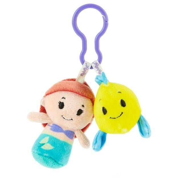Disney The Little Mermaid Ariel and Flounder itty bittys® Clippys