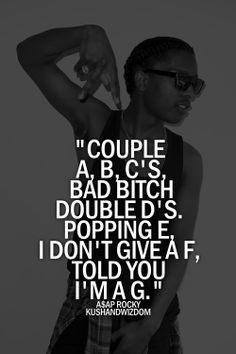 asap rocky qoutes - Google Search