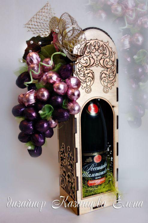 Gallery.ru / Фото #23 - упаковка и  оформление бутылочек - kazantceva