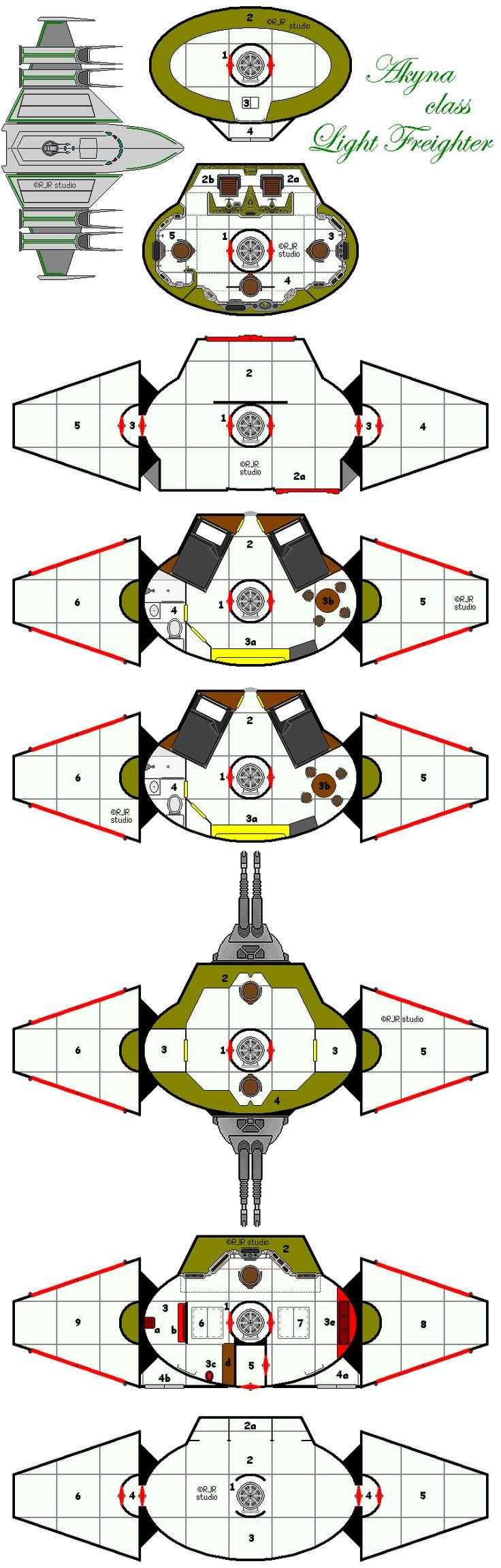 84 best deck plans images on pinterest deck plans spaceships image deck plansspace baanklon Choice Image