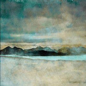 スカイ島、スコットランドの島。 Applecrossの半島BealachのNa Baから。