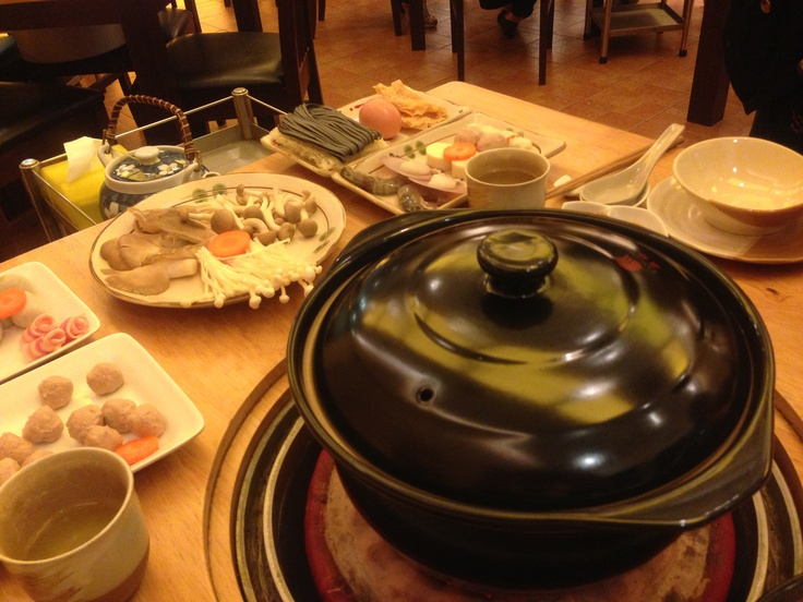 Charcoal Steamboat