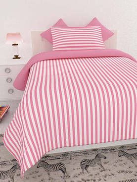 Check out what I found on the LimeRoad Shopping App! You'll love the Story @ Home 208 TC 100% Cotton Pink 1 Single Bedsheet with 1 Pillow Cover. See it here http://www.limeroad.com/products/12849656?utm_source=99996efaad&utm_medium=android
