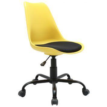 Compre Cadeira Secretária Eames e pague em até 12x sem juros. Na Mobly a sua compra é rápida e segura. Confira!