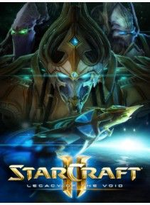 StarCraft II Legacy of the Void CD-KEY PREORDER GLOBAL