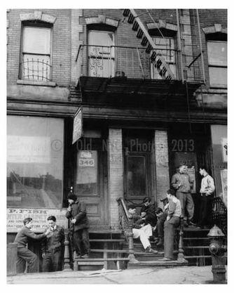 364 Rockaway Avenue 1940s Brownsville -  Brooklyn NY