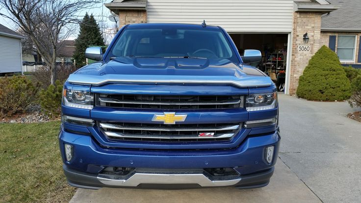 My 2017 Chevy Silverado. Another 6.2L Bad Azz.... My 3rd!