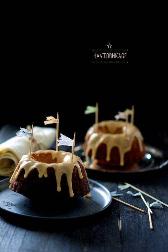 Havtornkage | The Food Club