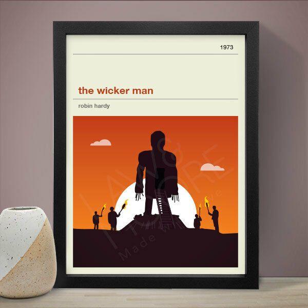 THE WICKER MAN Alternative Movie Poster