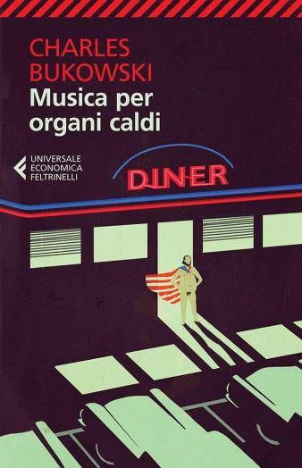 Emiliano Ponzi. Portada para Musica per organi caldi. Feltrinelli. 2012