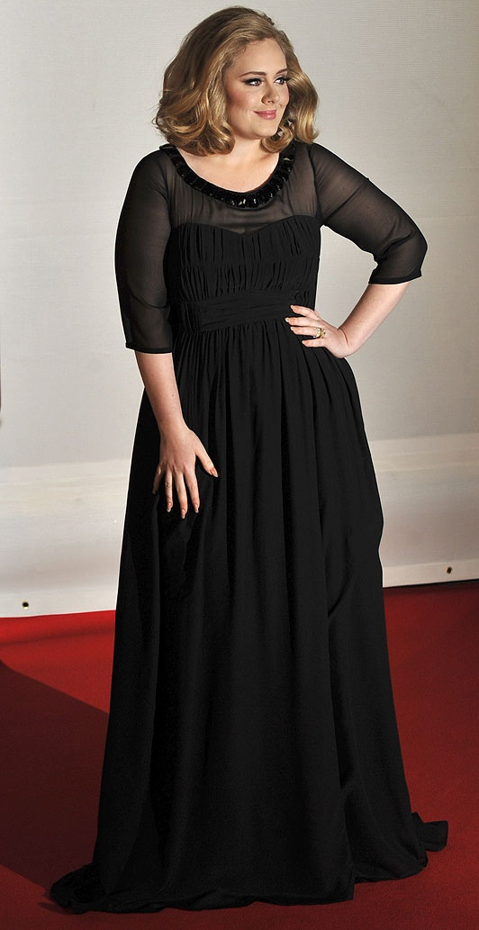 I am so bored of Adele. There is more to life than black 60s inspired frocks