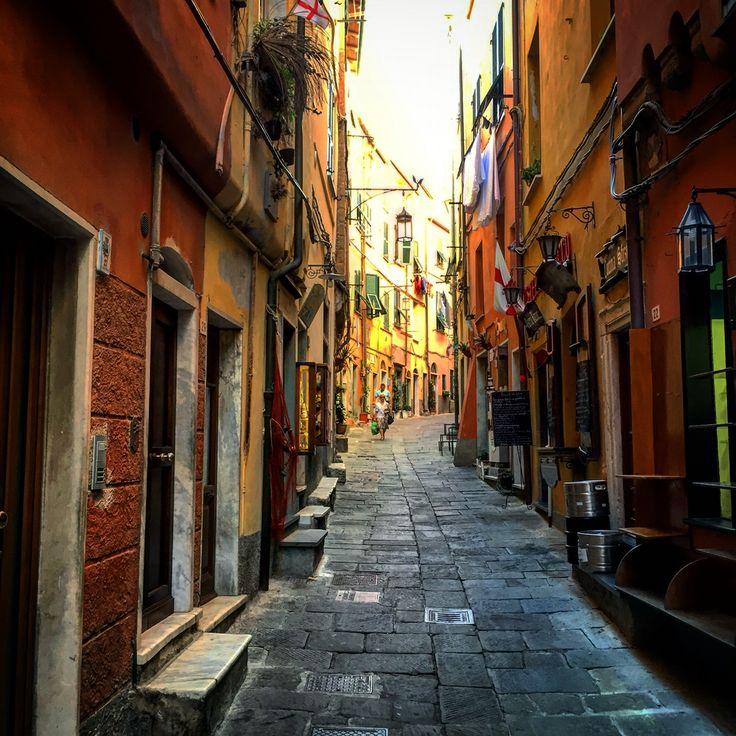 Porto Venere Liguria agosto 2015