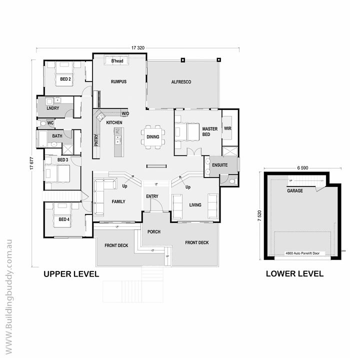 Sloping Lot House Plans Australia House Design Ideas