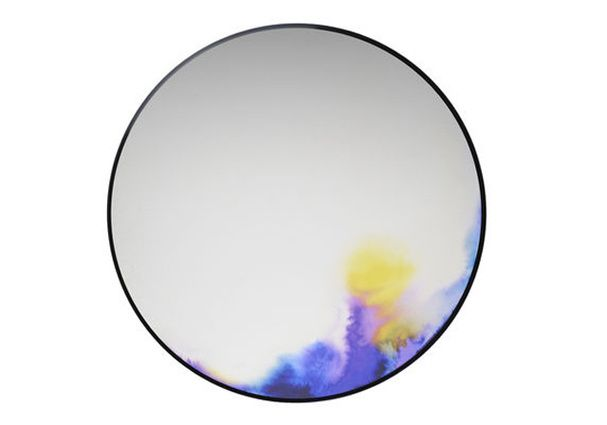 Un miroir coloré