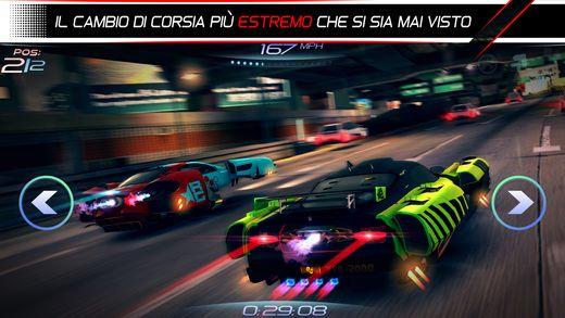 Rival Gears Racing: adrenalina auto futuristiche e velocità in un nuovo gioco per iOS!