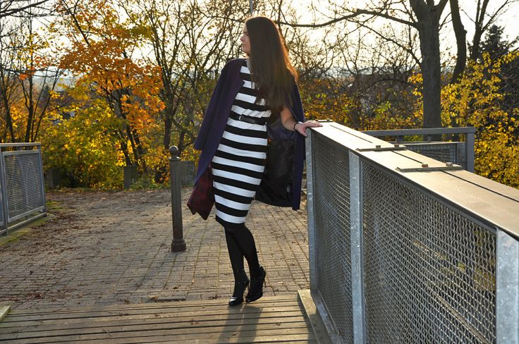 Midi dress bloggers outfit