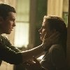 Still of Sam Worthington and Jessica Chastain in The Debt