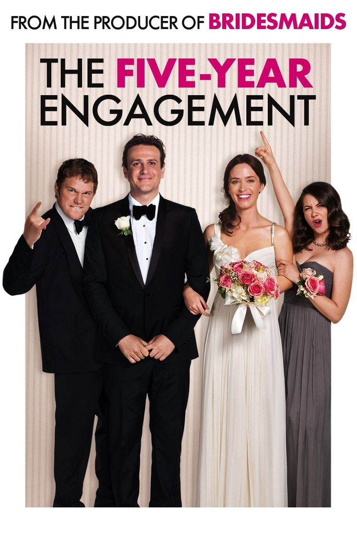 While certainly overlong, The Five-Year Engagement benefits from the easy chemistry of its leads and a funny, romantic script with surprising depth and intelligence.