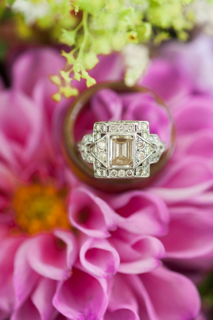 943 best Engagement Rings From Aisle Society images on Pinterest