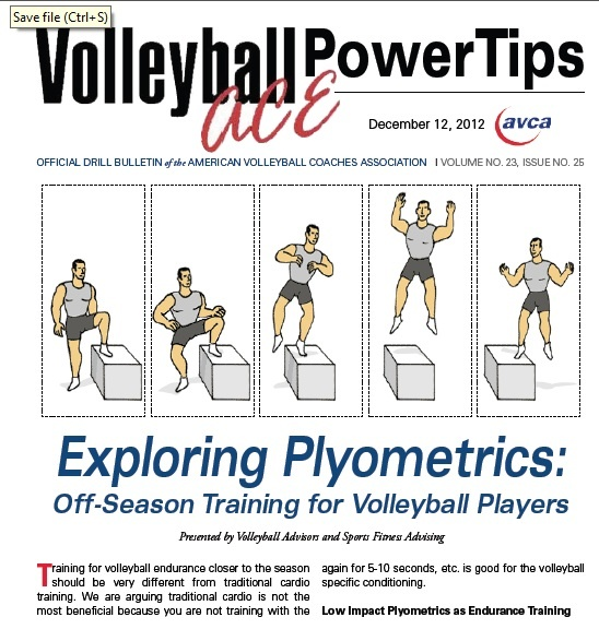 plyometric training essay Plyometric training benefits in four pages this report discusses the energy benefits of the plyometric training exercise.