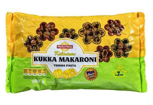 Keltainen Kukka Makaroni 500 g