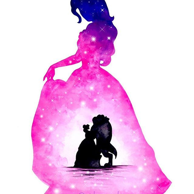 New #Belle Double Exposure, print available on Society6  #Disney #BeautyAndTheBeast Peterpan double exposure next...! :)