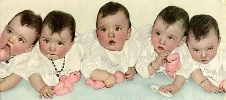Identical Quintuplets