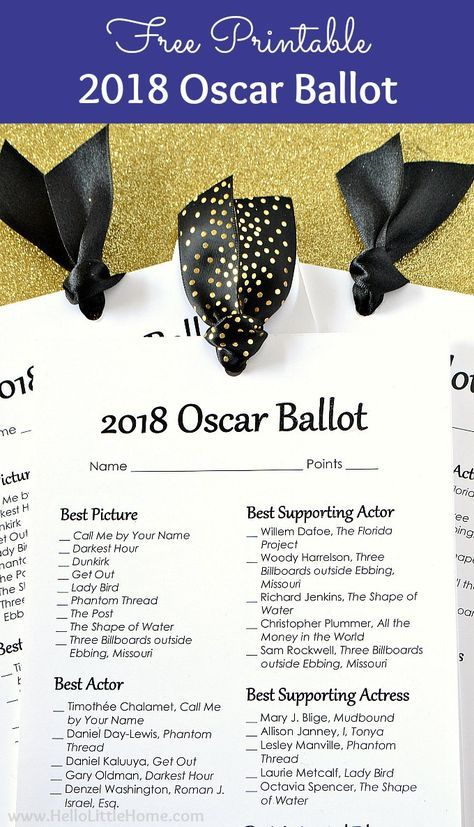 Oscar Party Snacks 2018 Unique Birthday Party Ideas And Themes