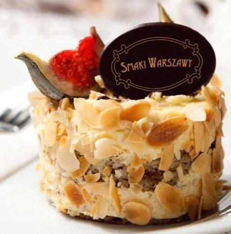 SMAKI WARSZAWY | Restauracja Cukiernia | ŻYCIEWLUKSUSIE.PL