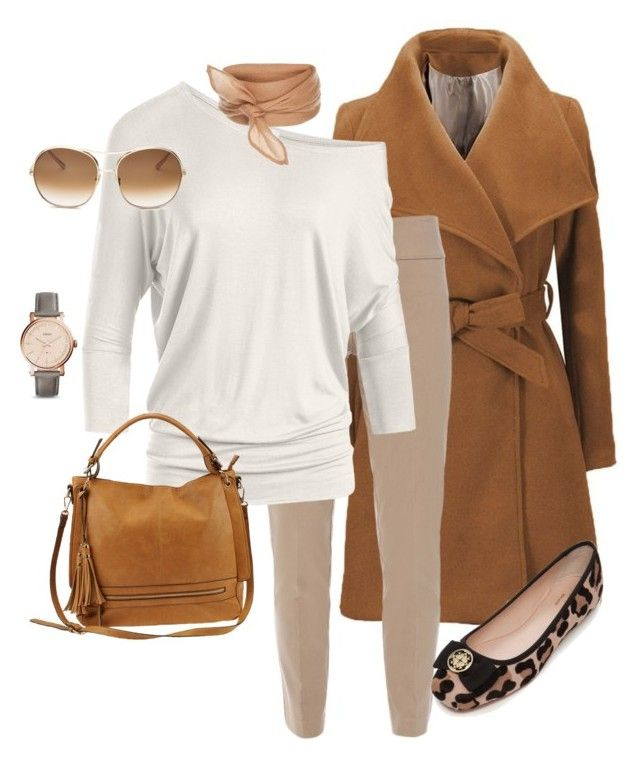 """""""Untitled#175"""" by bidlekerika on Polyvore featuring ELLIOTT LAUREN, Chloé, Urban Expressions, Kate Spade and FOSSIL"""