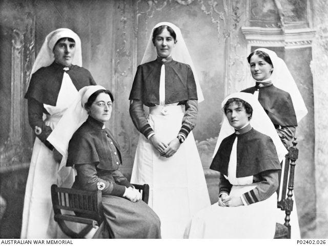 An Australian War Memorial blog post on the AANS uniforms part 1