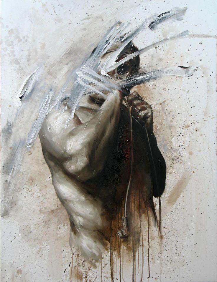 "olympie: "" The art of Xavier Jallais, automorphie """